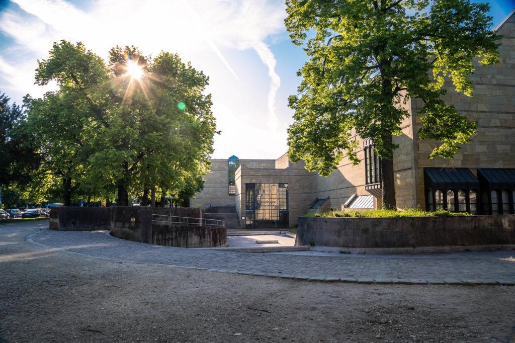 Pinakothek von außen